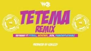 Rayvanny - Tetema Remix ft. Pitbull, Diamond Platnumz